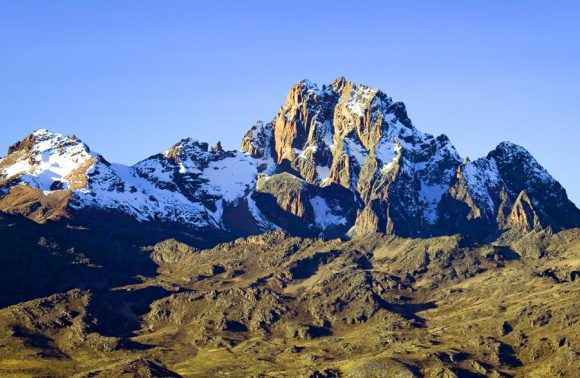 7 Days Mt Kenya Climbing | Sirimon-Naromoru Route