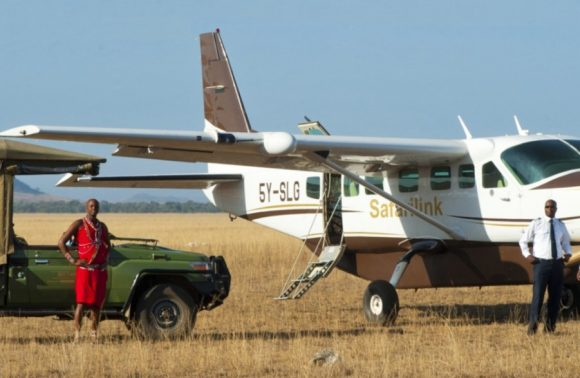 4 Days Masai Mara Flying Safari Package