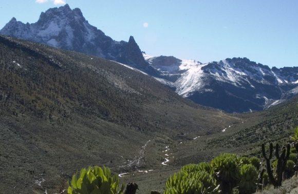 4 Days Mt Kenya Climbing Naro Moru Route Package